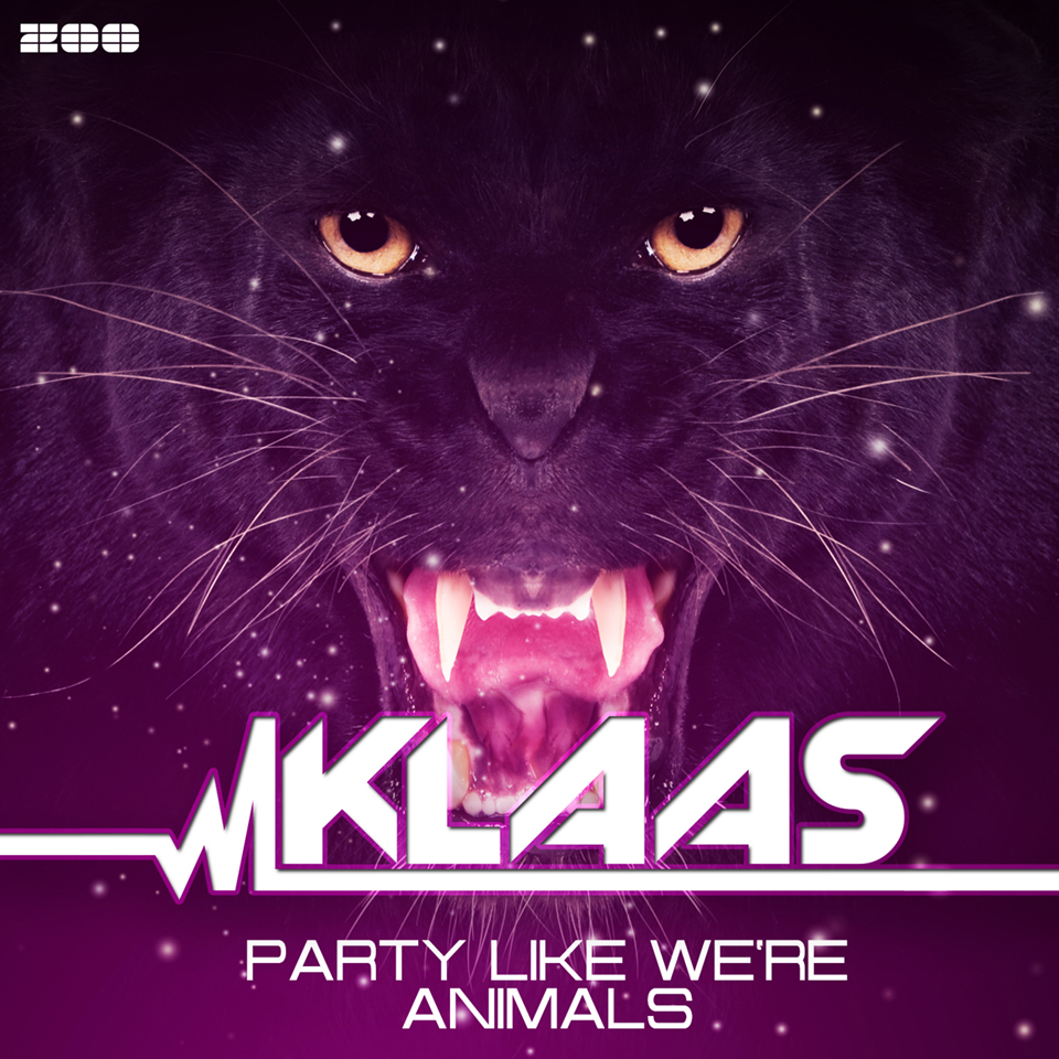 Cover_Klaas – Party Like We're Animals zoo