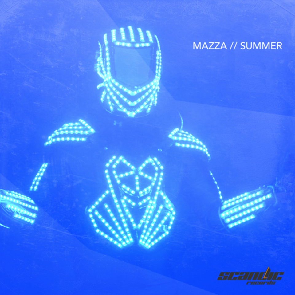 cover_Mazza_Summer_ScandicRecords